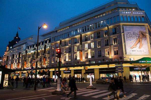 Institut de beaut paris se faire belle aux halles for Ou faire les magasins a paris
