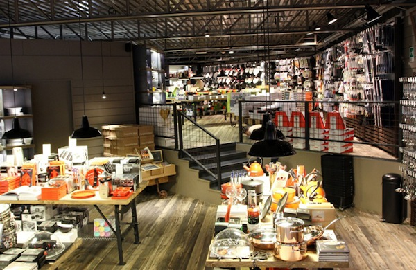 Arredamento e oggetti per la casa 5 indirizzi top a milano for Mobili cucine ristorante