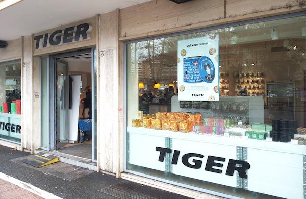 Negozi tiger a roma gli indirizzi del regno del gadget for Negozi acquariofilia online