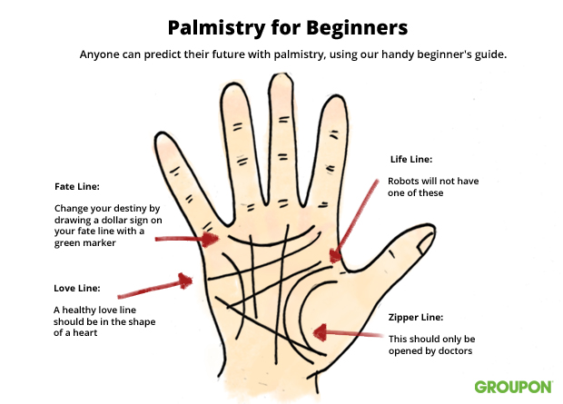 Palmistry for Beginners