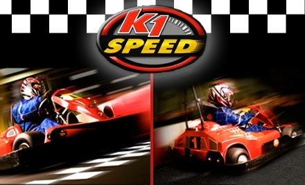 K1 Speed - K1 Speed in Irvine