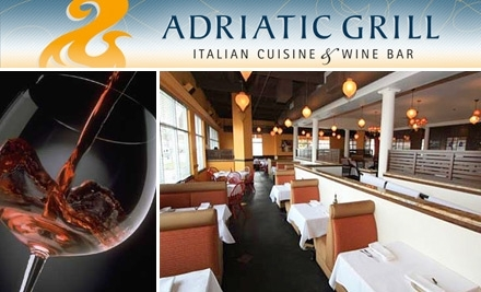 $40 Groupon to Adriatic Grill - Adriatic Grill in Tacoma