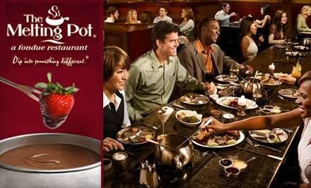$40 Groupon to The Melting Pot - The Melting Pot Austin in Austin