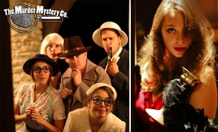 The Murder Mystery Company on 9/04 at 7PM - The Murder Mystery Company in Grand Rapids
