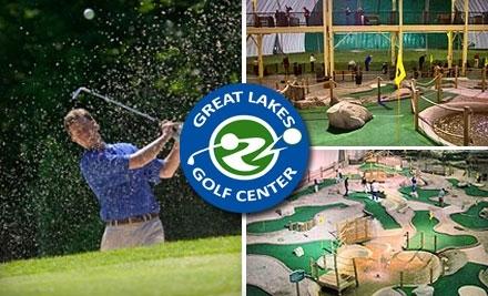 Great Lakes Golf Center: 30-Min. Private Lesson ($45) - Great Lakes Golf Center in Auburn Hills