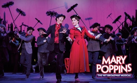 Broadway Across America: Mary Poppins at the Murat Theater - Sept. 28, 7:30 p.m. - <i>Mary Poppins</i> in Indianapolis