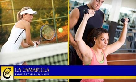 La Camarilla Racquet Fitness & Swim Club: Personal Training - La Camarilla Racquet, Fitness & Swim Club in Scottsdale