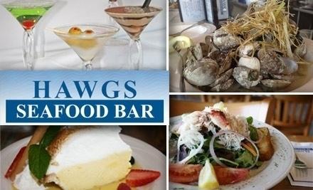 Hawgs Seafood Restaurant