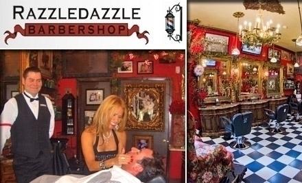 Razzle Dazzle Barber Shop - Miami, FL Groupon