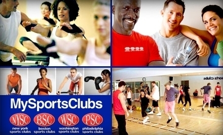 New York Sports Clubs East Meadow Ny Groupon