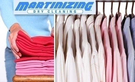 Martinizing Dry Cleaners Milwaukee Wi Groupon