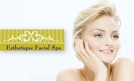 Esthetique Facial Spa New Orleans