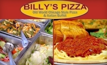 Fat billy s pizza