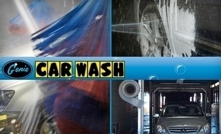 Genie Car Wash Coupons Austin