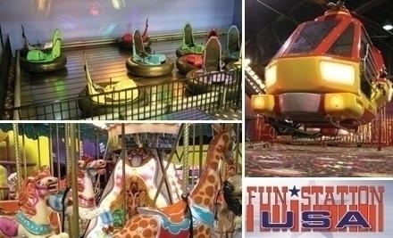 Fun Station Usa Lynbrook Ny Groupon