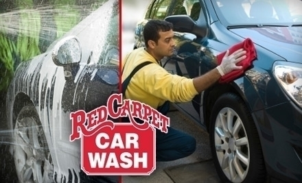 Red Carpet Car Wash Visalia