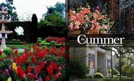 The Cummer Museum Of Art Gardens Jacksonville Fl Groupon