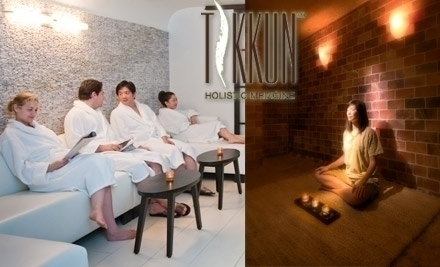 Tikkun Spa Groupon