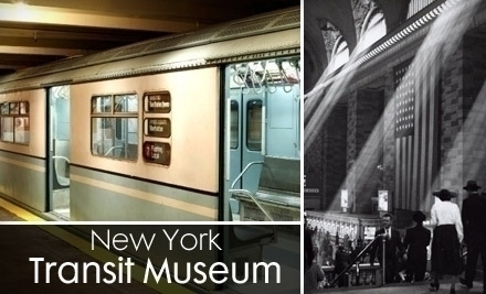 Feld entertainment brooklyn ny groupon for Nyc transit museum hours