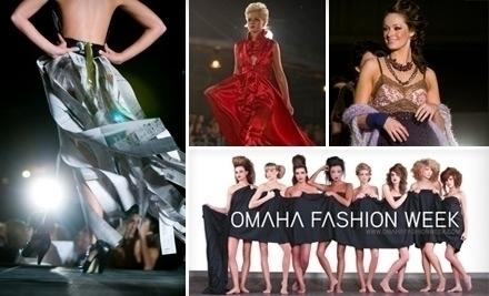 Omaha Fashion Week Omaha Ne Groupon