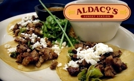 Aldaco 39 s mexican cuisine for Aldaco s mexican cuisine