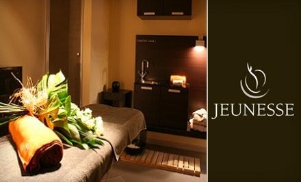 Jeunesse Spa and Salon: GloTherapeutics Brightening Facial - Jeunesse Spa and Salon in New York