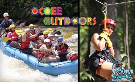 Ocoee Outdoors - Zipline Tour & Rafting Trip - Ocoee Outdoors in Benton