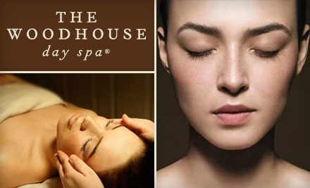 Woodhouse Day Spa - Choice of Organic Facial Peel OR Soothing Facial With an Eyebrow Wax - Woodhouse Day Spa in Carmel