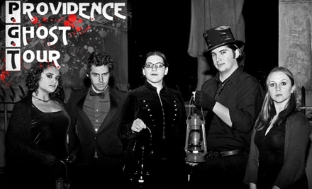 Providence Ghost Tour: 1 Ticket for the Tour from Oct. 11-17 - Providence Ghost Tour in Providence