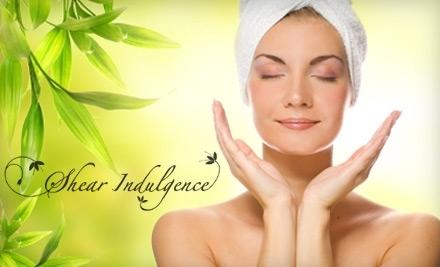 Shear Indulgence Salon and Day Spa - Super Repair Facial - Shear Indulgence Salon and Day Spa in Carlsbad