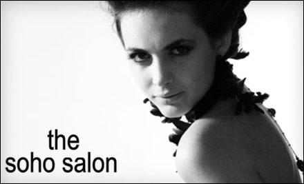 Soho Salon: Haircut and Color - Soho Salon in Pittsford