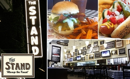 The Stand - 5780 Canoga Ave., Woodland Hills, CA 91367 - The Stand in Los Angeles