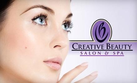 Creative Beauty Salon & Spa: Organic Facial  - Creative Beauty Salon & Spa  in Woodmere