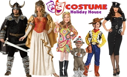 $30 Groupon to Costume Holiday House at Boardwalk Plaza, 5300 Monroe St in Toledo - Costume Holiday House in Toledo