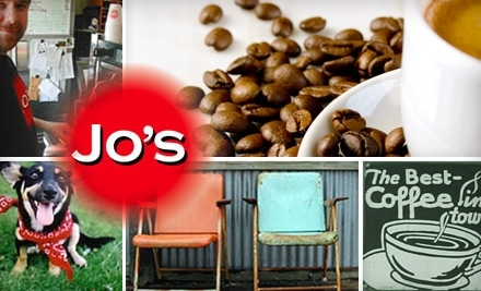 Jo's Coffee - $10 Groupon for Sandwiches, Coffee and More at Either Location - Jo's Coffee in Austin