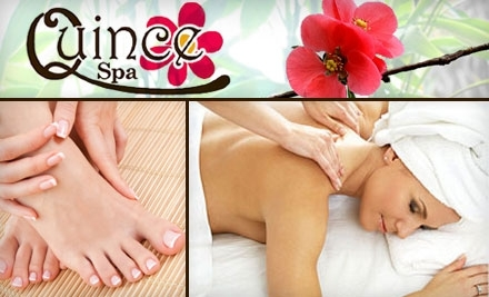 Quince Spa: One-Hour Hot-Stone Massage - Quince Spa in San Francisco
