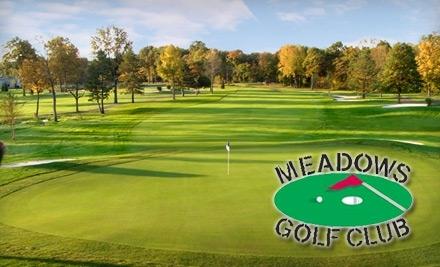 Meadows Golf Club: Any Day - Meadows Golf Club in Lincoln Park