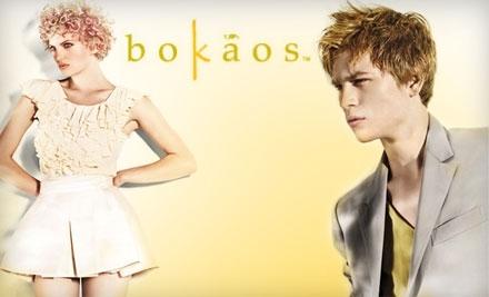Bokaos: Men's Haircut - Bokaos in Pasadena