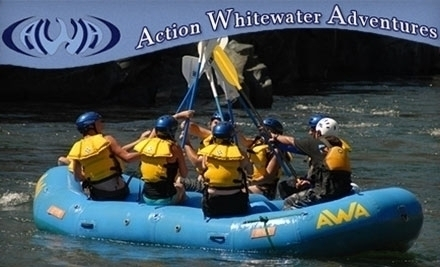 sierra whitewater groupon