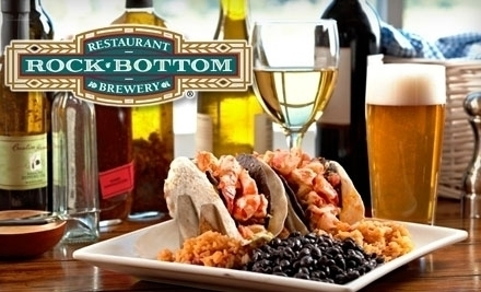 Charlotte Rock Bottom Restaurant & Brewery