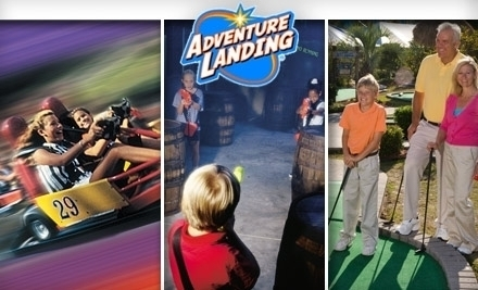 Adventure Landing Jacksonville Florida Images Frompo