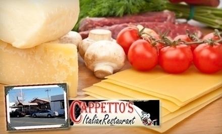 Italian Kitchen West El Paso Tx Groupon