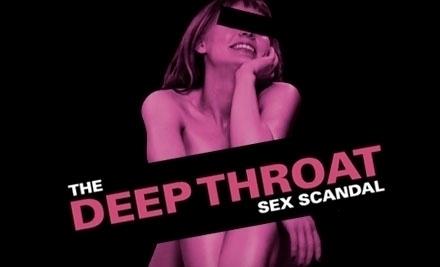 Suppress gag reflex for oral sex