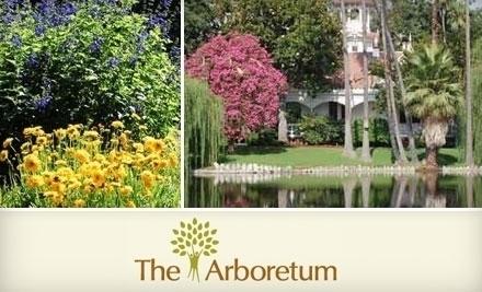 Los Angeles County Arboretum And Botanic Garden Arcadia Ca Groupon