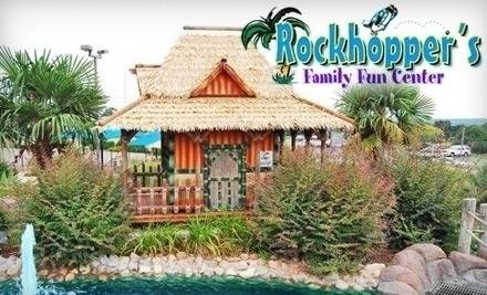 Rockhopper S Family Fun Center Marble Falls Tx Groupon
