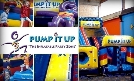 Pump It Up Minneapolis Eden Prairie Mn Groupon