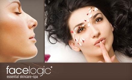 Facelogic Spa: 60-minute Hot Stone Massage and $15 Credit Towards Future Visit - Facelogic Spa in San Antonio
