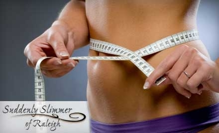 Suddenly Slimmer of Raleigh: Good for 1 Ion Cleanse Detox Treatment - Suddenly Slimmer of Raleigh in Raleigh
