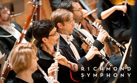 Richmond Symphony Presents