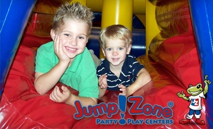 Jump!Zone Party Play Centers: 6374 W Howard St. in Niles - Jump!Zone Party Play Centers in Niles